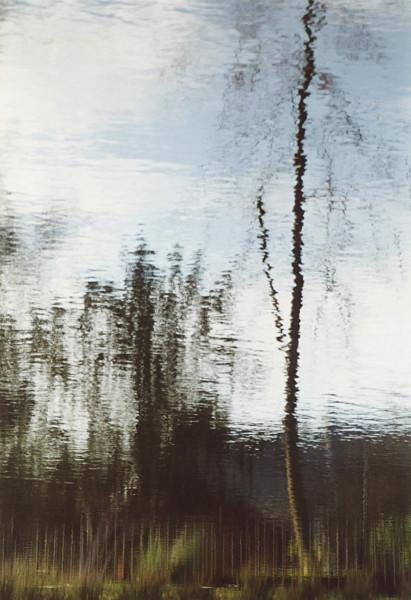 N° 6/03 - de la série « reflets dans l'eau »